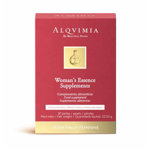 Woman's Essence Supplements